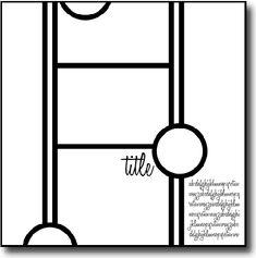 #layout #scrapbook
