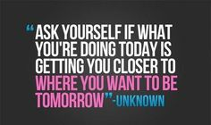 What Will You Do Today That Shapes Your Tomorrow? - Muscle & Fitness Hers