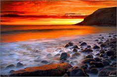 Dunraven Bay - Beautiful Sky