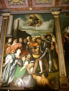 16_Domenico_Campagnola_(attribuzione),_Risurrezione_di_una_ragazza_annegata_(XVI_secolo).JPG (1200×1600)