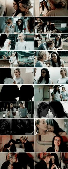 Vauseman in Season 5 - Piper and Alex - Orange is the new black - OITNB - Piper Chapman - Alex Vause