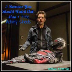 Whirlwind of Surprises: 5 Reasons you should watch #Marvel's #AntMan & #free #printables. #movies #review #entertainment #ad