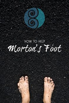 How to help morton's foot, knee pain, callous. Morton's Foot structure is when your second toe is longer than your big toe causing instability. People with Morton's Foot structure also find that their big toe is super flexible as well. Not everyone with Morton's foot will have abnormal weight distribution, but those who do will develop calluses and perhaps a neuroma. These people will want to be very careful about shoe choice and will be more comfortable with a shoe insert.