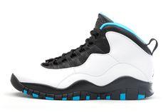 "Air Jordan 10 Retro ""Powder Blue"""