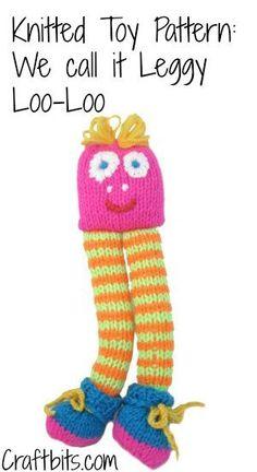 Crochet Toys, Crochet Baby, Doll Patterns, Crochet Patterns, Christmas Knitting Patterns, Knitting Ideas, Free Knitting, Worry Dolls, Monster Dolls
