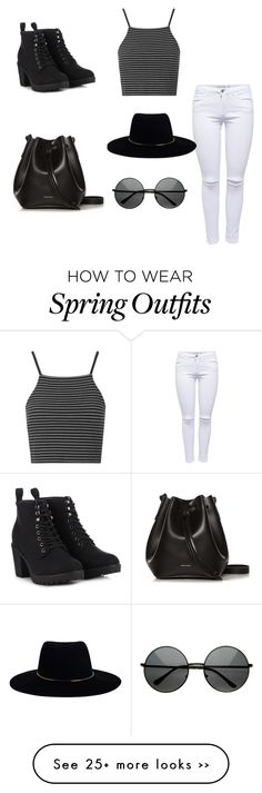 """My First Polyvore Outfit"" by sarahfdp on Polyvore"