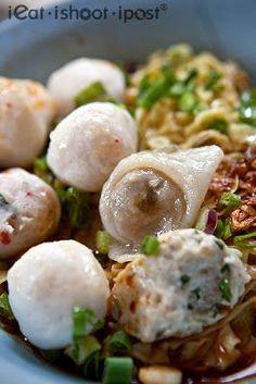 Best fishball noodles