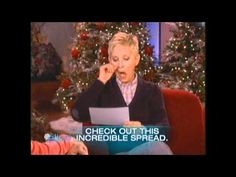 The Ellen Show - Can Andy Say That?  My favorite thing.
