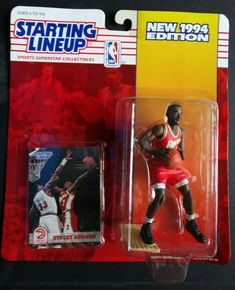 170 Starting Lineup Figures Ideas In 2021 Lineup Kenner Baseball Cards