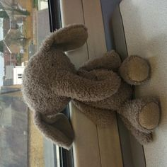Found on 28/03/2015 @ Clapham Junction. Jellycat Elephant found in front carriage on 17:22 SouthWestTrains Clapham Junction To Exeter St Davids. Had been left on train at Axminster 2hrs before. Is he yours? Staff said I should try to fin... Visit: https://whiteboomerang.com/lostteddy/msg/8nabik (Posted by Paula on 28/03/2015)
