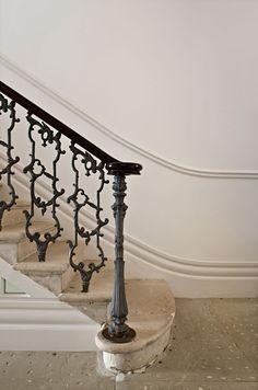 stone staircase | photo richard lewisohn