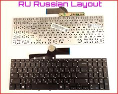 """New Keyboard RU Russian Version for Samsung NP300E5E NP350E5C 300E5E 350E5C NP350V5C 350V5C 15.6"""" Laptop Without Frame #Affiliate"""