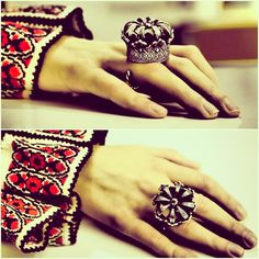 Adrian Oianu - The crown of Queen Mary of Romania ring Queen Crown, Queen Mary, King George, I Love Jewelry, Romania, Class Ring, Jewels, My Love, My Style