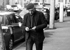 http://chicerman.com  meninthistown:  Character.  #streetstyleformen