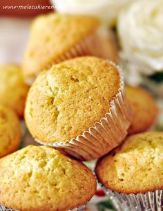 Polish Recipes, Polish Food, Sweet Treats, Cooking Recipes, Cupcakes, Baking, Breakfast, Healthy, Drinks