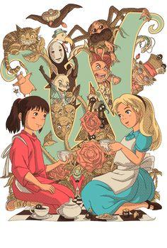 Sen to Alice
