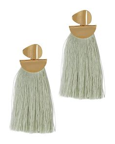 Shop the Lizzie Fortunato Crater Fringe Earrings & other designer styles at IntermixOnline.com. Free shipping +$150.