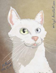 Alvaro Matteucci - Sir Toshi. #medibangpaint #samsung #notepro #wacom #cat #commission #illustration