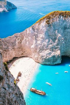 Navagio Beach, Greece