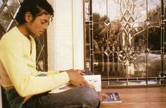 Michael jackson so cute