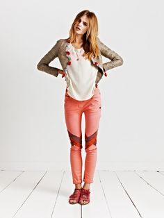Maison Scotch La Femme Selon Marie spring-summer 2013... #fashion #lookbook #SS2013