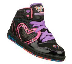 1afe6565a95 Girls Twinkle Toes  Sugarcanes - Heart N Soul Kid s shoes  SKECHERSPinToWin  Skechers Mens Shoes