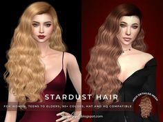 Hairstyles With Bangs, Straight Hairstyles, Sims 4 Body Mods, Sims 4 Anime, The Sims 4 Cabelos, Pelo Sims, Sims 4 Collections, Hair Illustration, Sims Four