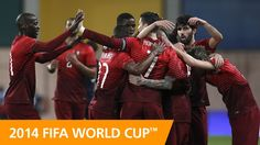 World Cup Team Profile: PORTUGAL via #YouTube #WorldCup #Portugal