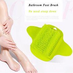 Baño del pie cepillo de limpieza cepillo de masaje zapatilla lavador con el lechón