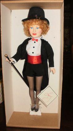 Effanbee Lucille Ball Doll