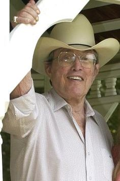 Jimmy Dean.. a country singer and country music star by all means. Not such a sausage make. I miss you, Jimmy.