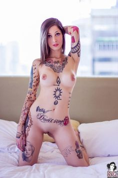 Join Nude moon suicide girls here against