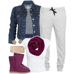 Untitled #1469 by lulu-foreva on Polyvore featuring Trax, UGG Australia, Michael Kors, Halogen, MICHAEL Michael Kors and Levi's