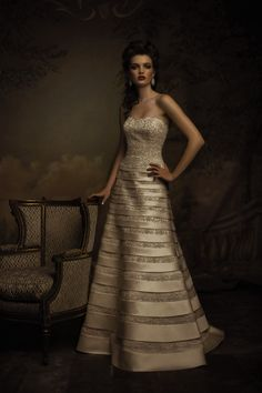 Anne Barge Wedding Dress 436