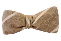 The Heathcliff Bow Tie