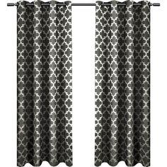 Amalgamated Textiles Neptune Curtain Panel & Reviews   Wayfair