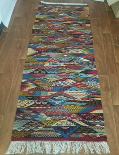 Moroccan runner picasso rug  moroccan berber by Tourismedia, $360.00