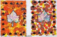 Art For Kids, Crafts For Kids, School Decorations, Autumn Activities, Fall Crafts, Art Lessons, Collage, Animation, Seasons