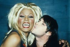 Francois Nars with RuPaul
