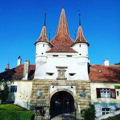 The Gate. #Brasov #Transilvania #Transylvania #Kronstadt #Siebenbürgen