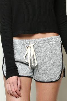 Brandy ♥ Melville | Monroe Shorts - Bottoms - Clothing