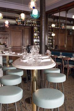 Les nouveaux restaurants parisiens de la redaction AD Jouvence 172 bis, rue du Faubourg-Saint-Antoine 75012 Paris www.jouvence.paris