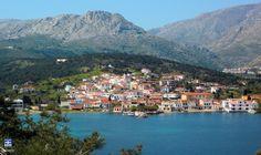 Kardamyla . Chios island