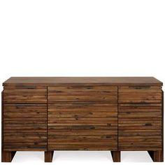 Modern Gatherings Sideboard I Riverside Furniture