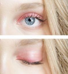 Le maquillage des yeux Angelo Marani printemps été 2014