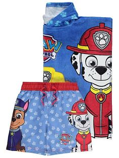 415a30e47b 14 Best paw patrol swimwear images in 2018 | Paw patrol, Swimsuit ...
