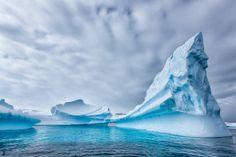 Icebergs, los castillos de cristal de Martin Bailey