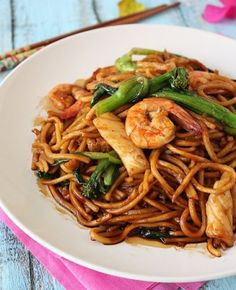 Hokkien Mee from Cherry on a Cake
