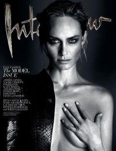 Amber Valletta Interview Magazine The Model Issue