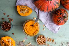 Dýňové pyré - základ do všeho Foodies, Pumpkin, Vegetables, Drinks, Hot, Drinking, Pumpkins, Beverages, Vegetable Recipes